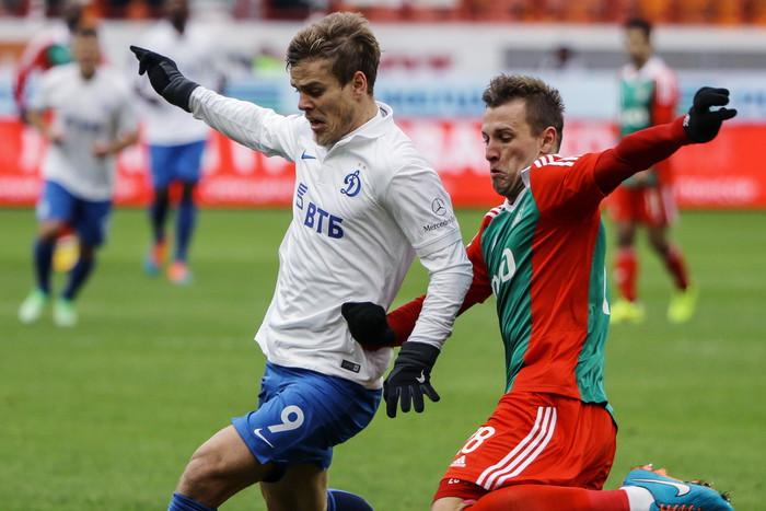 Динамо М - Локомотив смотреть онлайн