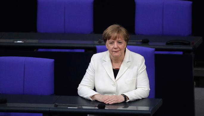Песков пояснил Меркель, как работает презумпция невиновности— берегите трезвость ума