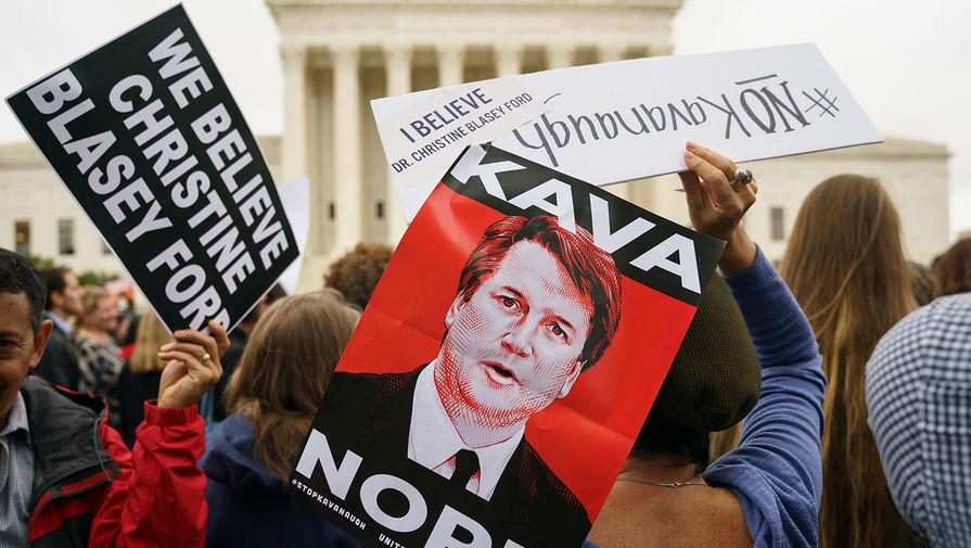 Кандидата Трампа вВерховный суд США обвинили в следующем домогательстве