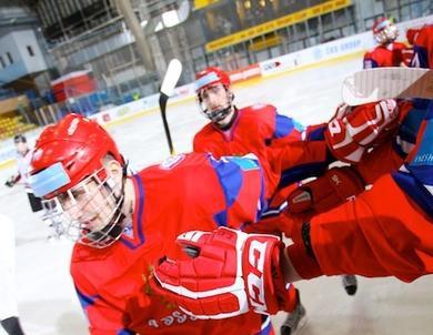 Юниорская сборная России проиграла команде Германии на чемпионате мира