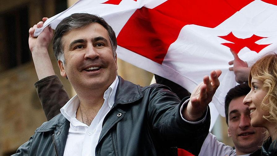 Саакашвили сравнил Порошенко спивом