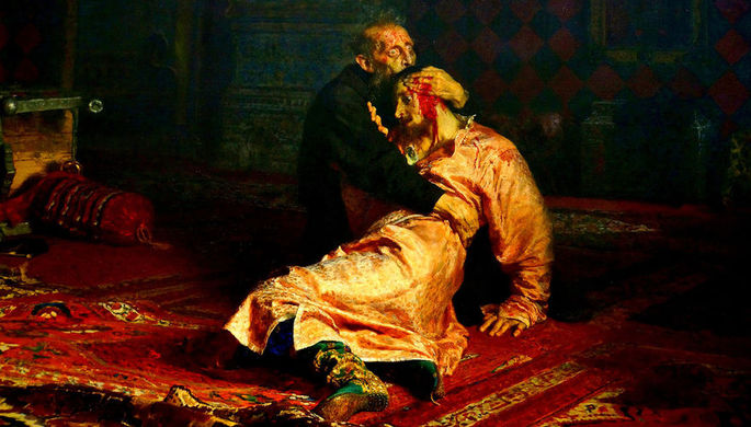ВЦентре Грабаря поведали о реконструкции полотна «Иван Грозный»
