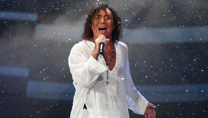 Леонтьев отменил концерт вСочи из-за болезни