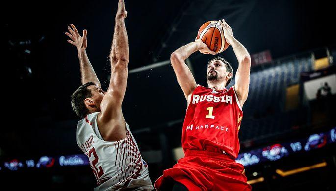 Против русского духа мало что может устоять— Баскетболист Воронцевич