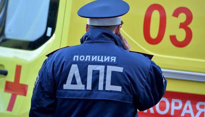 ВДТП сучастием автобуса наКубани погибли шесть человек