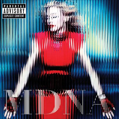 Вышел в свет MDNA – новый альбом Мадонны