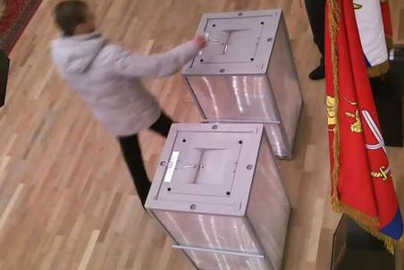 «Справедливая Россия» заявляет о массовых фальсификациях итогов президентских выборов в Тучково