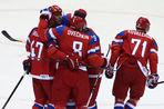 Текстовая онлайн-трансляция матча олимпийского хоккейного турнира Россия — Словения