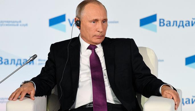 Запад пробует делить борцов занезависимость на«правильных» и«сепаратистов»— Путин