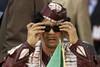Обвинитель суда ООН приехал в Ливию обговаривать условия выдачи сына Каддафи Гааге