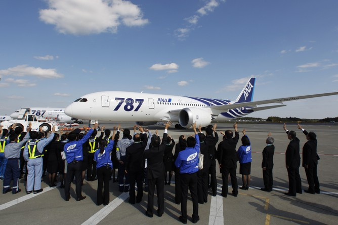 Самолёт японской авиакомпании вынужденно сел вЛос-Анджелесе из-за «лишнего» пассажира наборту