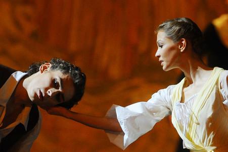 В Большом театре прошел вечер балетов Ролана Пети
