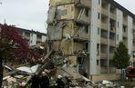 Жилой дом частично обрушился во французском городе Реймс, передает France 24 .