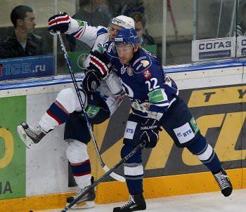 «Динамо» провело домашний матч в Балашихе и обыграло «Торпедо»