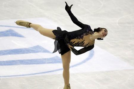 Алена Леонова – о выступлении на чемпионате мира