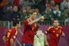 Фернандо Торрес приберег свои голы к Евро