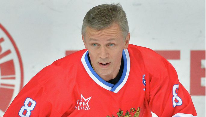Хоккеист Ларионов призвал Российскую Федерацию признаться виспользовании допинга