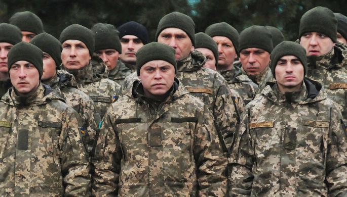 ВУкраинском государстве отмечают День Сухопутный войск