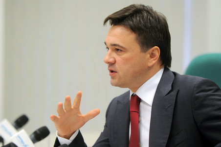 Глава ЦИК «Единой России» Андрей Воробьев покинул свой пост, отработав два срока
