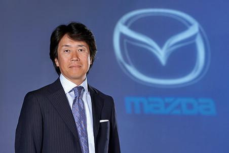 Интервью с исполнительным директором компании Mazda Motor Corporation Масахиро Моро