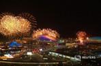 Открытие Олимпиады в Сочи впечатлило туристов