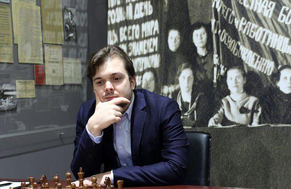 Карякин одержал первую победу наЧМ порапиду