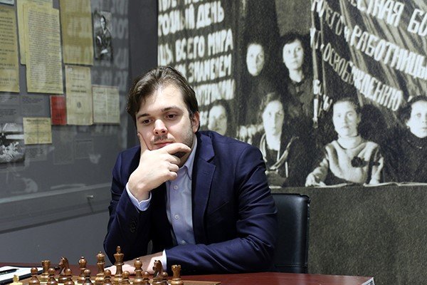 Федосеев проиграл Витюгову впартии 7-го тура Суперфинала чемпионата РФ пошахматам