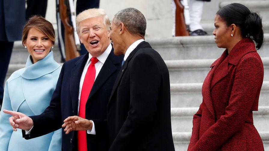 Мишель Обама поведала  овыкидыше иЭКО