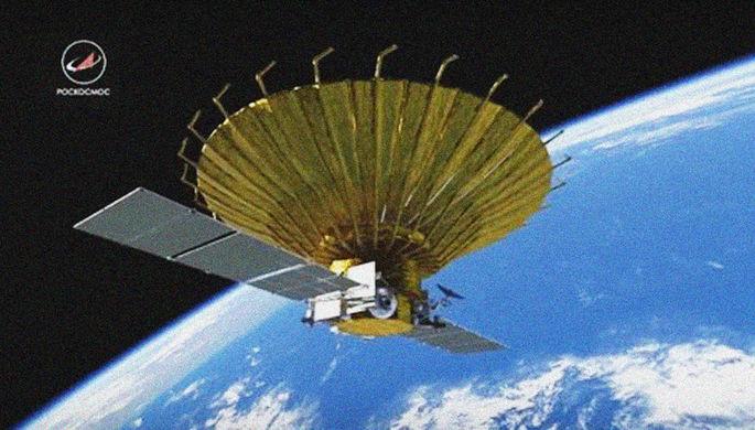 Русские ученые потеряли связь сорбитальным телескопом «Радиоастрон»