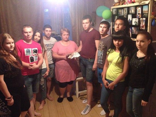 Ирина Петрова и друзья ее сына благодарят земляков за помощь. Источник: vk.com