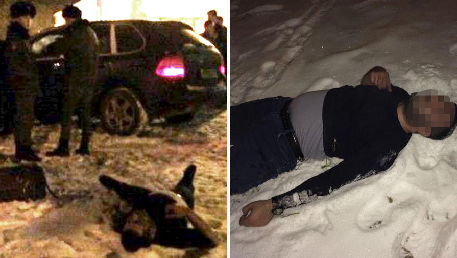 Липецкий шофёр Порш, заснувший вснегу после ДТП, был трезв