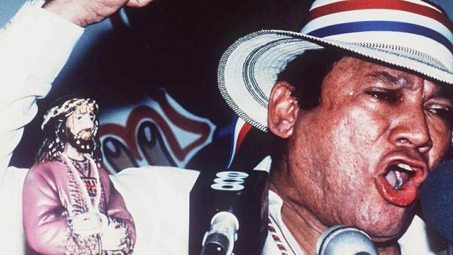 Скончался экс-диктатор Панамы Мануэль Норьега