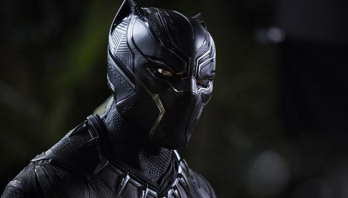 Фильм «Черная пантера» занимает первое место попрокату в РФ