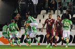 «Рубин» проиграл «Бетису» и вылетел из Лиги Европы
