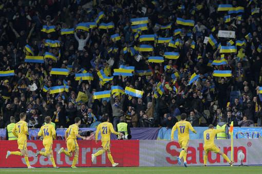 Пока неизвестно, когда игроки сборной Украины вновь предстанут перед своими болельщиками