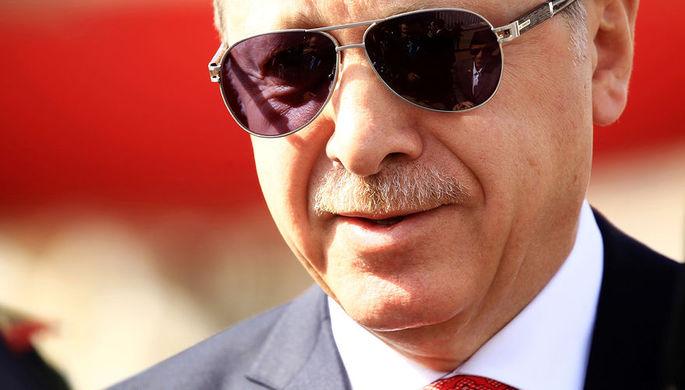 Эрдоган переизбран председателем правящей Партии справедливости иразвития Турции
