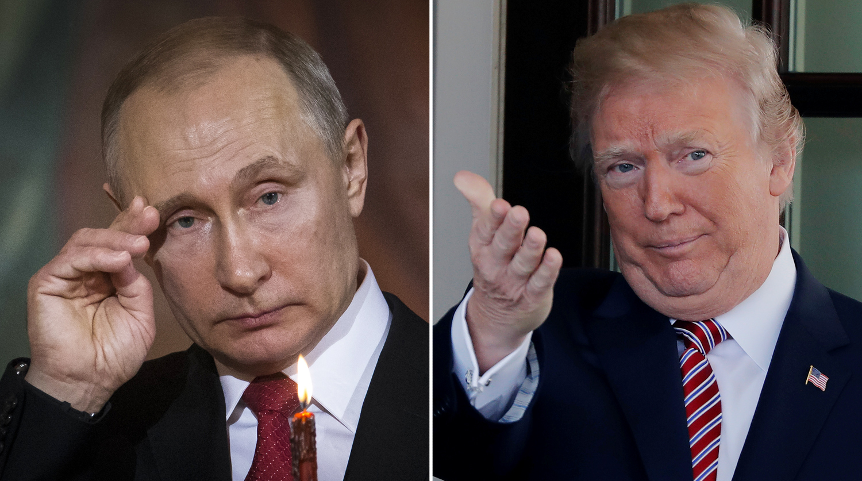 «Трамп словно работает пресс-секретарем Путина»