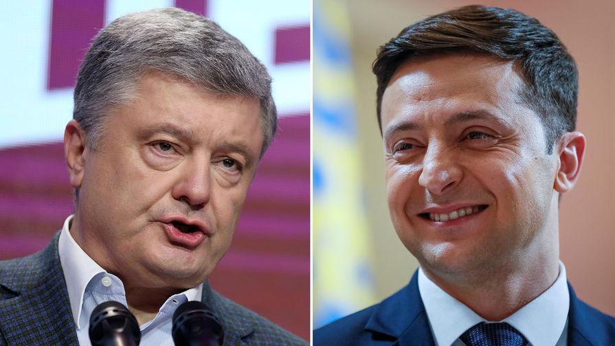 «Честная победа»: Зеленский готов пожать руку Порошенко