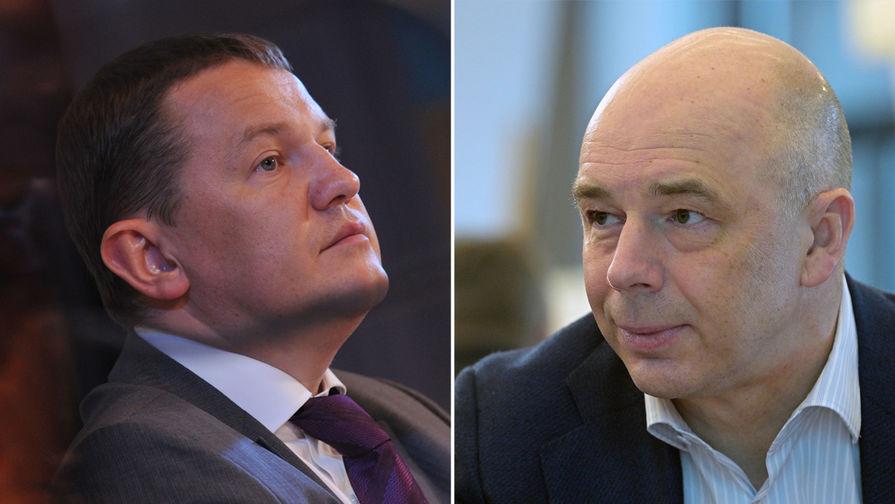 Из «Газпрома» на Китай: Силуанов получил нового зама