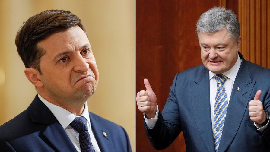 Минус одна дата: когда пройдут дебаты Порошенко и Зеленского