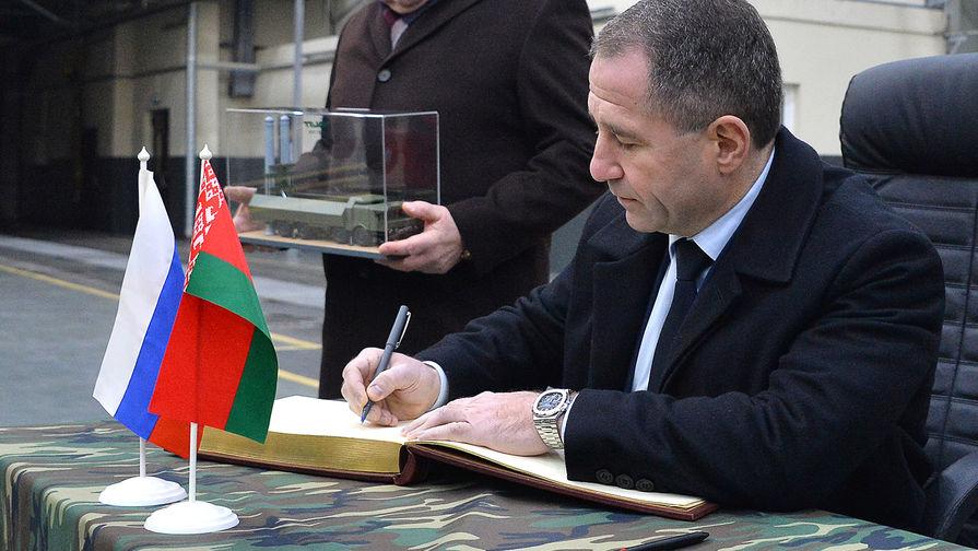 Больше уважения: Москва вступилась за посла в Белоруссии