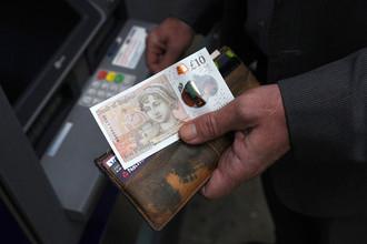 Новая банкнота в 10 фунтов стерлингов с изображением Джейн Остин, 14 сентября 2017 года