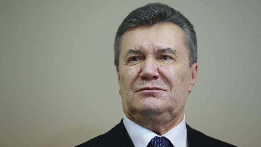 Генпрокуратура Украины заявила о возможности начала процедуры экстрадиции Януковича