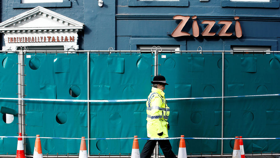 Полиция Британии повторно расследует смерти 14 человек после отравления Скрипаля
