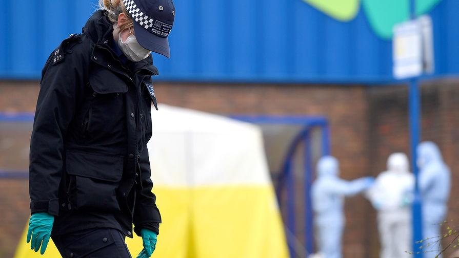 МИД Северной Ирландии отреагировал на взрыв в Лондондерри