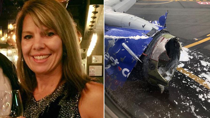 Села у окошка: женщину засосало в иллюминатор Boeing
