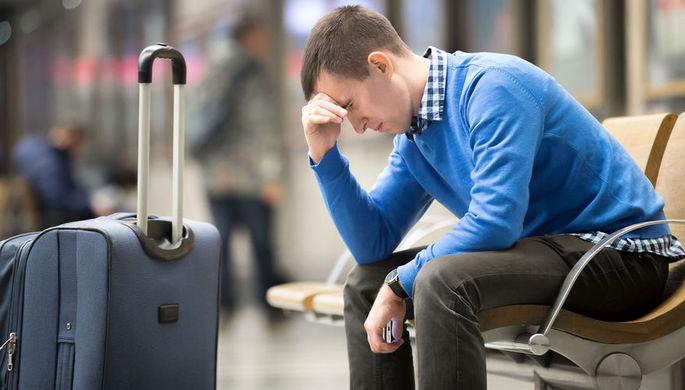 В аэропортах Москвы отменили и задержали полсотни рейсов
