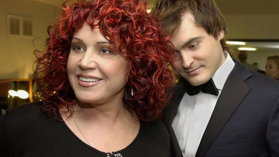 Надежда Бабкина и Евгений Гор, 2005 год