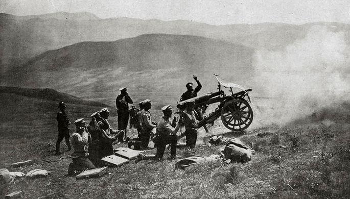 «Картина была страшная»: как русские победили турок в Армении