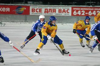 «Зоркий» и «Динамо-Казань» порадовали болельщиков открытым хоккеем